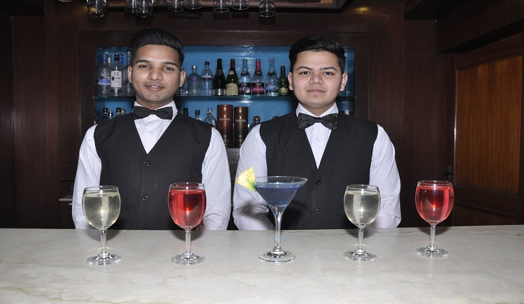 CERTIFICATION IN BARTENDING ADVANCED