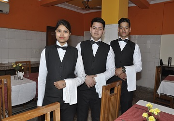Certification Course in Restaurant Management ISA