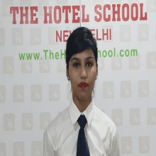 Degree in Hotel Management